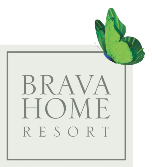 Logomarca Brava Home Resort Procave